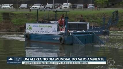 Governo de SP quer despoluir Rio Pinheiros até 2022 e o Tietê em oito anos