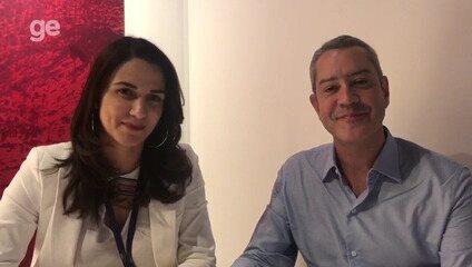 Michelle Ramalho e Rogério Caboblo parabenizam Nacional de Pombal pelos 30 anos