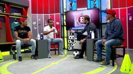 Boleiragem: Roger Flores recebe Zé do Carmo, Clodoaldo e Flávio Caça-Rato