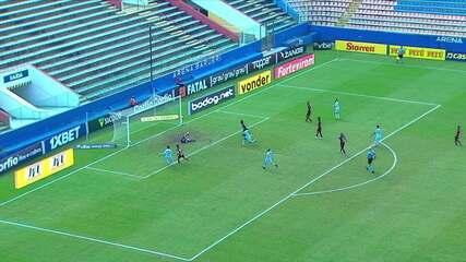 Melhores momentos de Oeste 0 x 0 Figueirense pela Série B do Campeonato Brasileiro