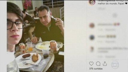 Ator e seus pais são mortos ao visitar família da namorada dele em SP