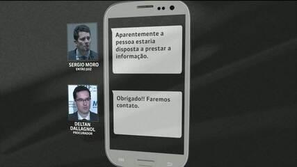 Divulgação de mensagens atribuídas a procuradores e a Moro repercute no ambiente jurídico