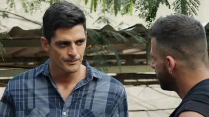 12/6 - Teaser 'Malhação - Toda Forma de Amar': Para provocar Marco, Carla beija Madureira