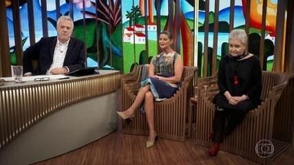 Tarsilinha e Maria Adelaide falam sobre envolvimento de Oswald de Andrade com a Pagu