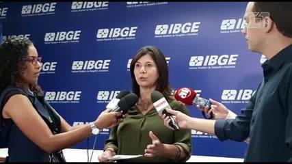 Estagnação do mercado de trabalho freia avanço do comércio, aponta IBGE