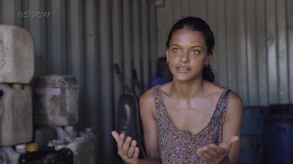 Thainá Duarte apresenta Clara