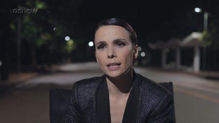 Débora Falabella apresenta Natalie