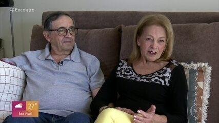 Namoro na 3ª idade: conheça o casal Zilva e Ademar