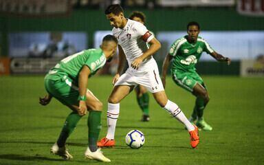 Melhores momentos: Chapecoense 1 x 1 Fluminense pela 9ª rodada do Brasileirão