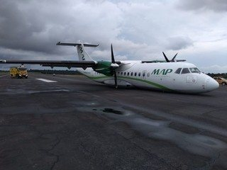 Ouça áudio de piloto com controle de voo antes de pouso forçado no aeroporto de Manaus
