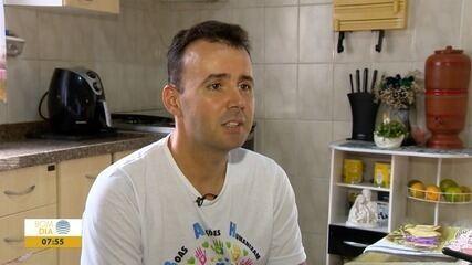Assista à reportagem com Marcelo Aparecido Martinerlli, exibida pelo Bom Dia Fronteira desta segunda-feira (17)