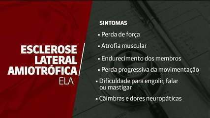 Especialista tira dúvidas sobre esclerose lateral amiotrófica