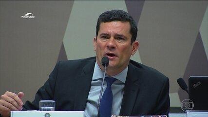 Intercept divulga novo trecho de troca de mensagens e Moro rebate