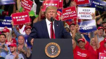 A corrida eleitoral americana e a tensão com o Irã