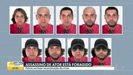 Após 15 dias, assassino de ator Rafael Miguel é procurado em 60 endereços  em 6 estados | São Paulo | G1