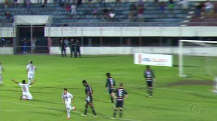 Os gols de Itabaiana 4 a 1 ASA, pela Serie D