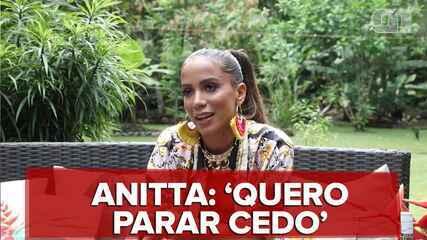 Veja entrevista de Anitta ao G1 em 2019