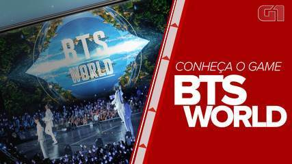 Conheça o game 'BTS World'