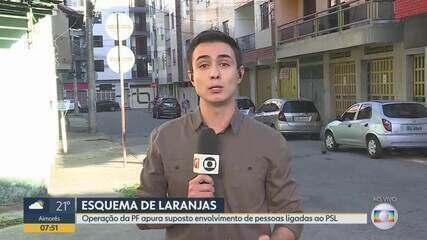 Assessor de Marcelo Álvaro Antônio (PSL) é preso em Operação Sufrágio Ostentação