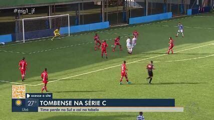 Veja os gols de São José 2 x 0 Tombense
