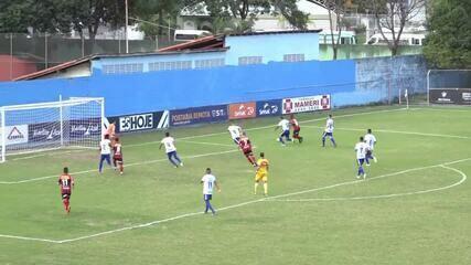 Os melhores momentos de Vitória-ES 0 x 0 Ituano, pela Série D do Brasileiro 2019