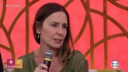 Susana Naspoli conta como superou dianóstico de câncer 4 vezes