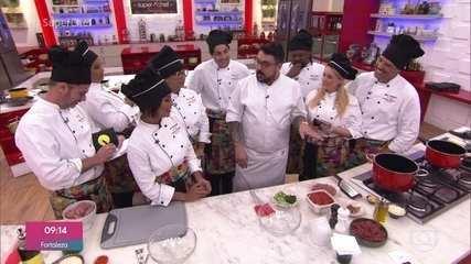Workshop Carne Moída