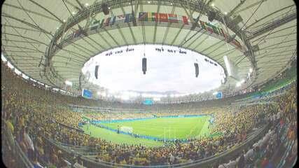"""""""Passe de Letra"""" relembra dores, alegrias e saudades da Seleção no Maracanã"""