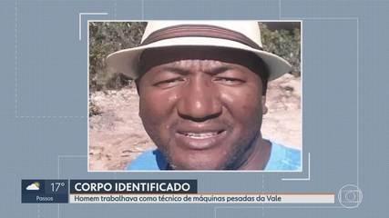 Mais uma vítima da tragédia da Vale em Brumadinho é identificada