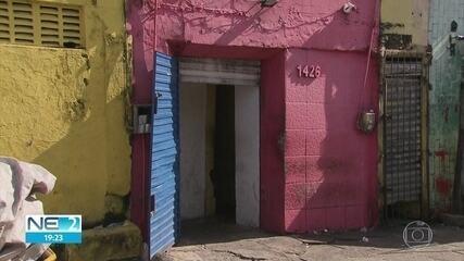 Tiros são disparados em bar e oito pessoas ficam feridas no Centro do Recife