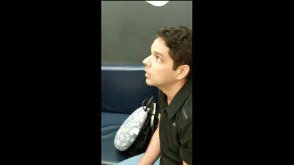Polícia do Rio prende dois cambistas no Aeroporto Internacional Tom Jobim