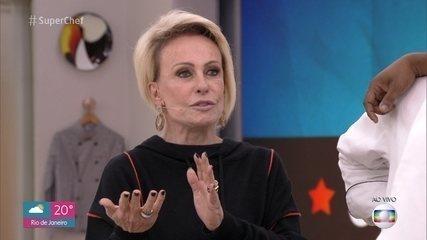 Ana Maria anuncia super panela de pressão