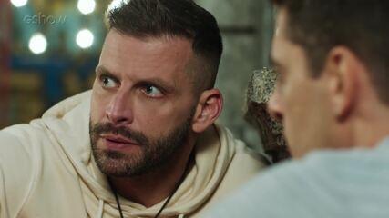 10/7 - Teaser 'Malhação - Toda Forma de Amar':Madureira mostra para Marco o homem suspeito
