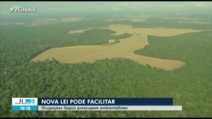 Mudança na regularização fundiária no Pará preocupa ambientalistas e o MPF-PA