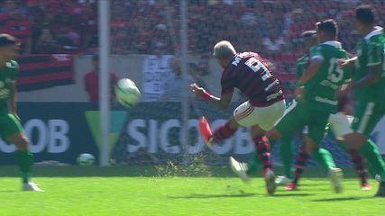 Melhores momentos Flamengo 6 x 1 Goiás pela 10ª rodada do Campeonato Brasileiro