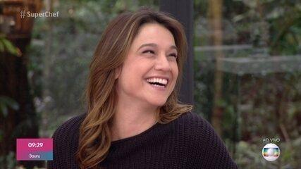Fernanda Gentil se candidata a participar do próximo 'Super Chef Celebridades'