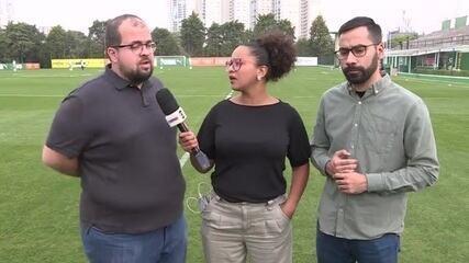 Repórteres falam sobre negociações e bastidores do Palmeiras