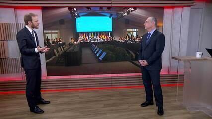 Acordos comerciais dominam reunião do Mercosul