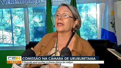 Assistente sociais e psicologas vão dar apoio às vítimas de médico em Uruburetama