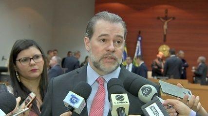 'É uma defesa do cidadão', diz Toffoli sobre suspensão das investigações com base no Coaf