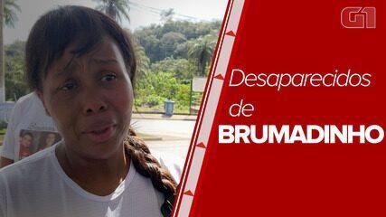 Famílias de desaparecidos em Brumadinho ainda sofrem com falta de informações.