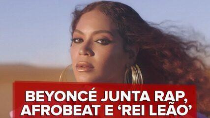 Beyoncé, Jay Z e Childish Gambino - 'Mood 4 Eva'
