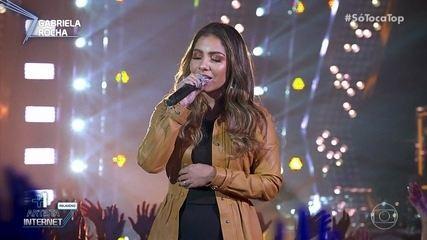 Gabriela Rocha canta 'Lugar Secreto'
