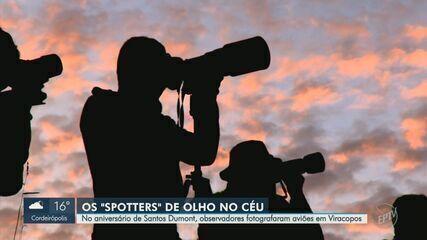 Viracopos recebe fotógrafos para observação de aeronaves e pouso do Antonov