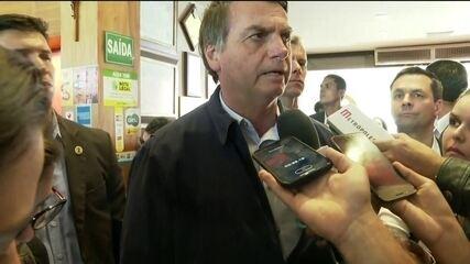 Bolsonaro volta a criticar dados do Inpe sobre desmatamento