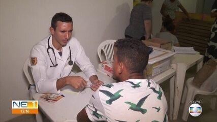 Abrigos recebem pessoas que ficaram desalojadas em Olinda; saiba como doar