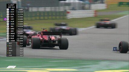 Confira os melhores momentos do GP da Alemanha de Fórmula 1