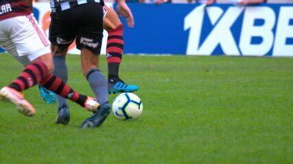Central do apito: Salvio Spinola diz que pisão de Cuéllar no tornozelo de Marcinho foi para vermelho