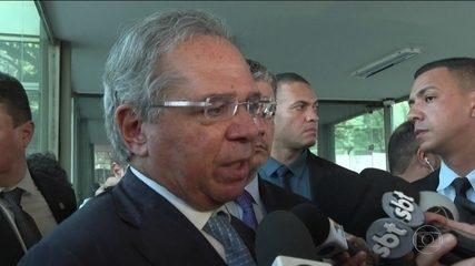 Brasil e EUA iniciam negociações para acordo comercial, diz Paulo Guedes