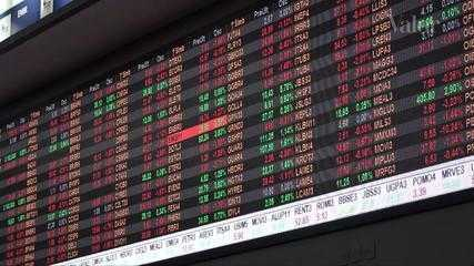 Bolsa encerra setembro no azul com valorização de 4,88%
